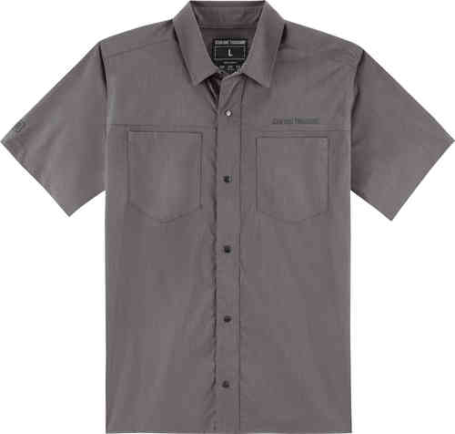 Icon 1000 Counter Shop Camisa Gris 2XL