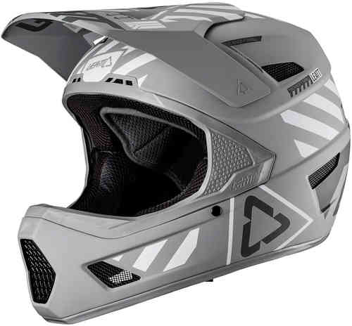 Leatt DBX 3.0 DH V19 Steel Casco de descenso Gris L