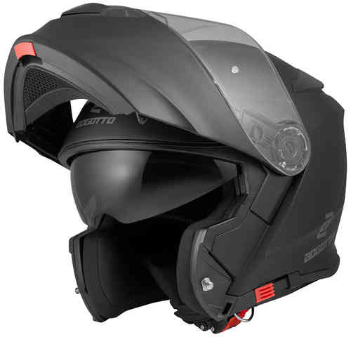 Bogotto V271 Motorcycle Helmet Black XL