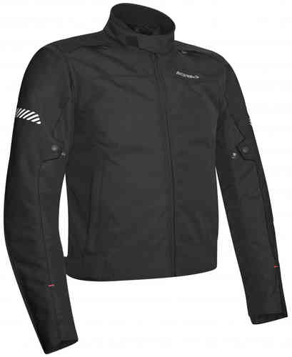 Acerbis Discovery Ghibly Motorcycle Textile Jacket Black S