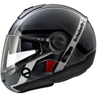 schuberth c2 silver space g nstig kaufen fc moto. Black Bedroom Furniture Sets. Home Design Ideas
