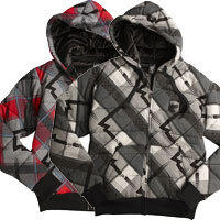 FOX F Plaid Zip Hoody RC Modellbau