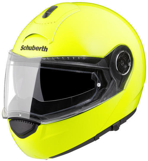 Schuberth C3 Helmet Yellow