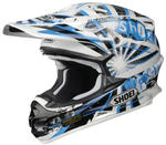 Shoei VFX-W Dissent TC-2 Casque Motocross