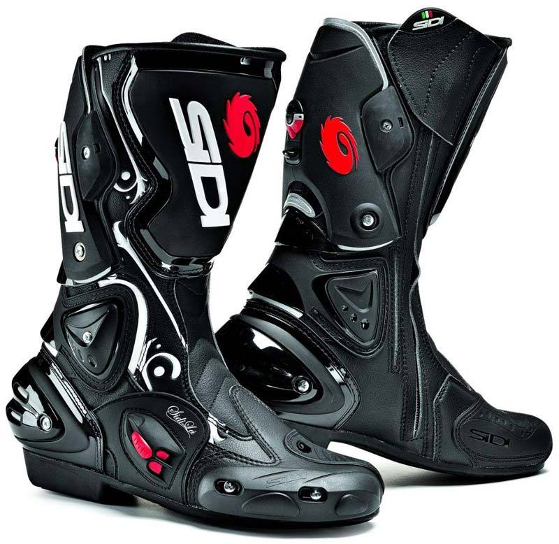 Sidi Womens Motorcycle Boots