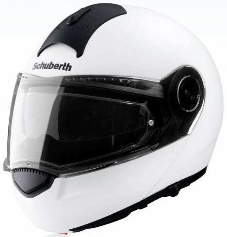 Schuberth C3 White Matt