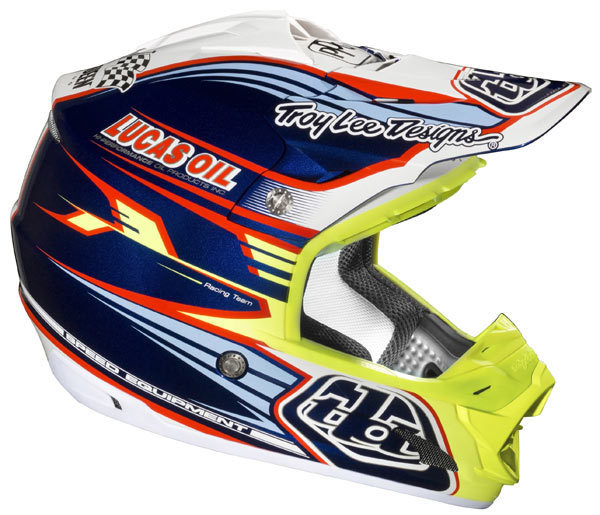 Troy Lee Designs SE3 Team Helmet