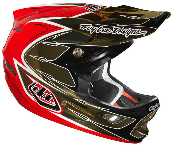 Troy Lee Designs D3 Palmer Bicycle Helmet