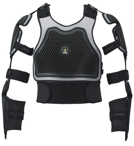 Forcefield Chest-Back-Arm-Protector - Extreme Harness Adventure
