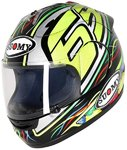 Suomy Excel Capirossi 65 Replica 2011 Casco