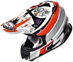Suomy MR Jump Lazyboy Motocross Helmet Red