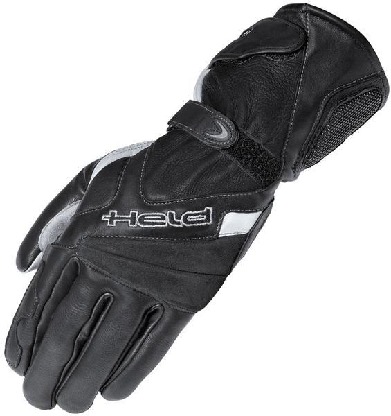 Black and Tan NEW HELD Motorcycle Leather Gloves Steve 2115