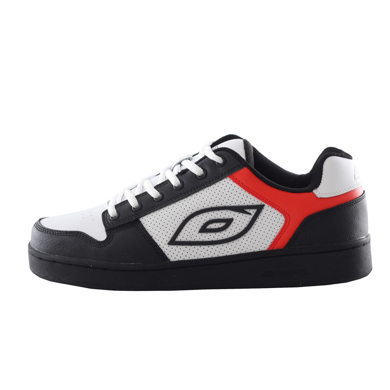 Oneal O′Neal Stinger Flat Pedal Scarpa Rosso 46 fc-moto neri Gomma