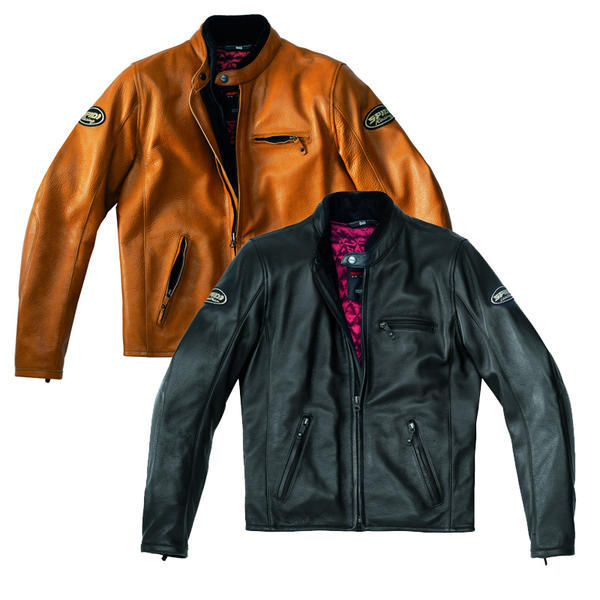 Spidi One Leather Jacket