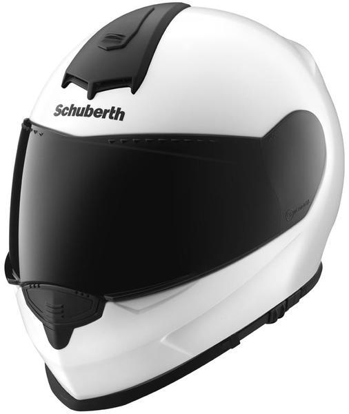 schuberth s2 helm weiss matt g nstig kaufen fc moto. Black Bedroom Furniture Sets. Home Design Ideas