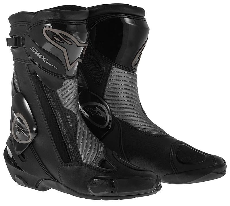 Alpinestars S-MX Plus 摩托車皮靴 2013