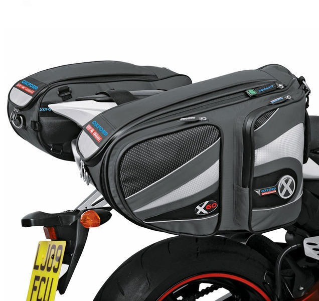 Oxford Lifetime Luggage X60 Panniers