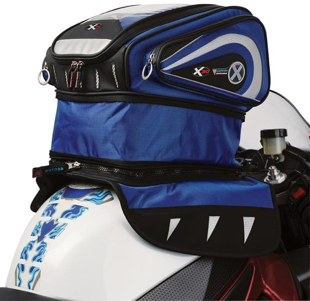 Oxford Lifetime Luggage X30 Magnetic Bolsa sobre depósito