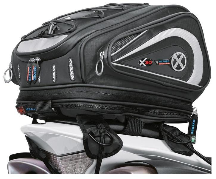 Oxford Lifetime Luggage X30 Tailpack