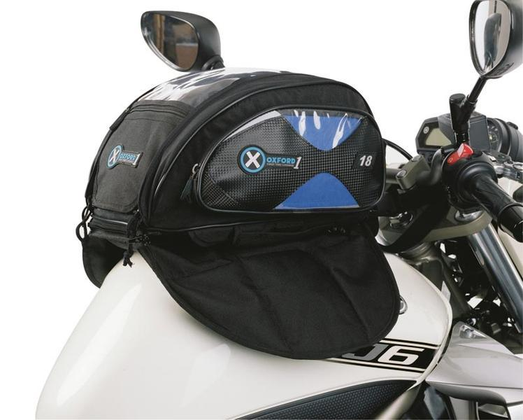 Oxford 1st Time Tank Bag Magnetic