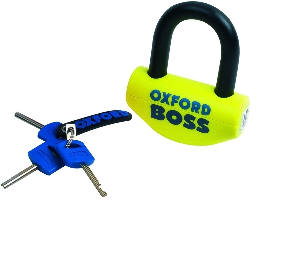 Oxford Boss 16mm Блокировка диска