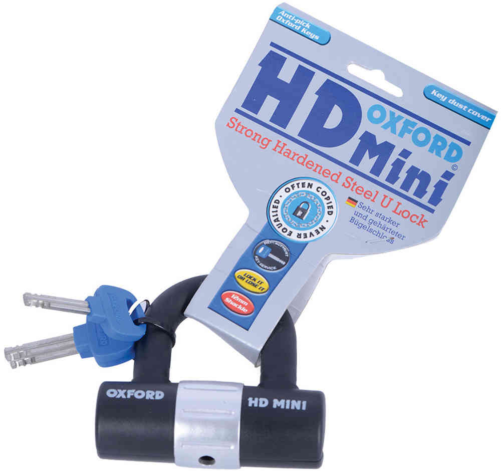 Oxford HD Mini Fechamento do disco