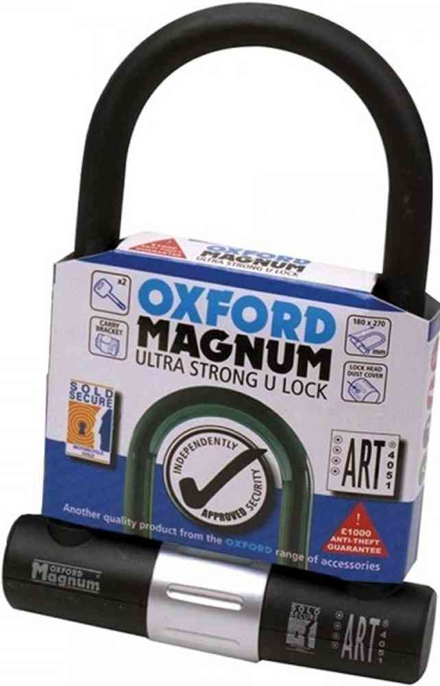 Oxford Magnum Medium Bloqueig shackle