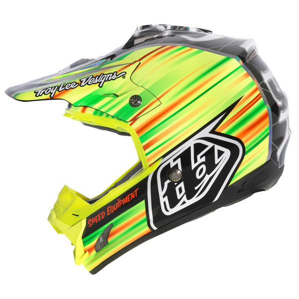 Troy Lee Designs SE3 McGrath Monster Helmet