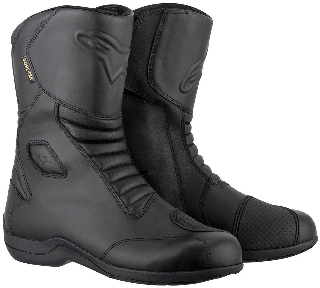 Alpinestars Web Gore Tex Motorcycle Boots 2014