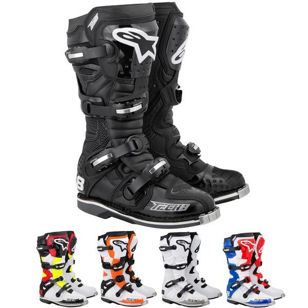 Alpinestars Tech 8 Boot Model 2013