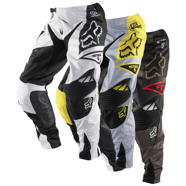 FOX 360 Machina Motocross Pants