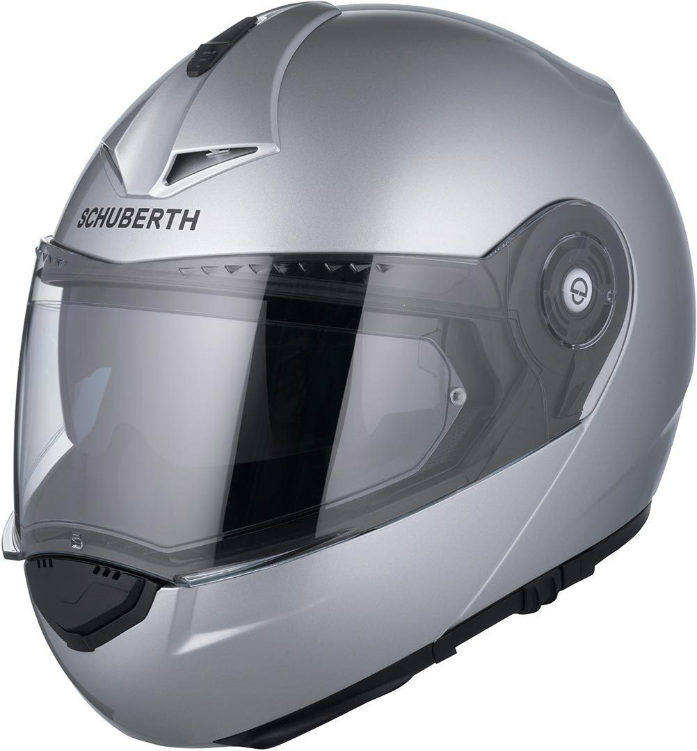 Schuberth C3 Pro Helmet Silver buy cheap ▷ FC Moto