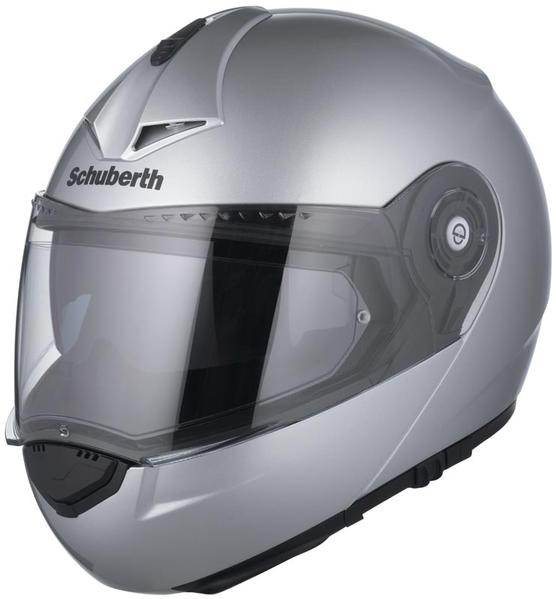 schuberth c3 pro silver buy cheap fc moto. Black Bedroom Furniture Sets. Home Design Ideas