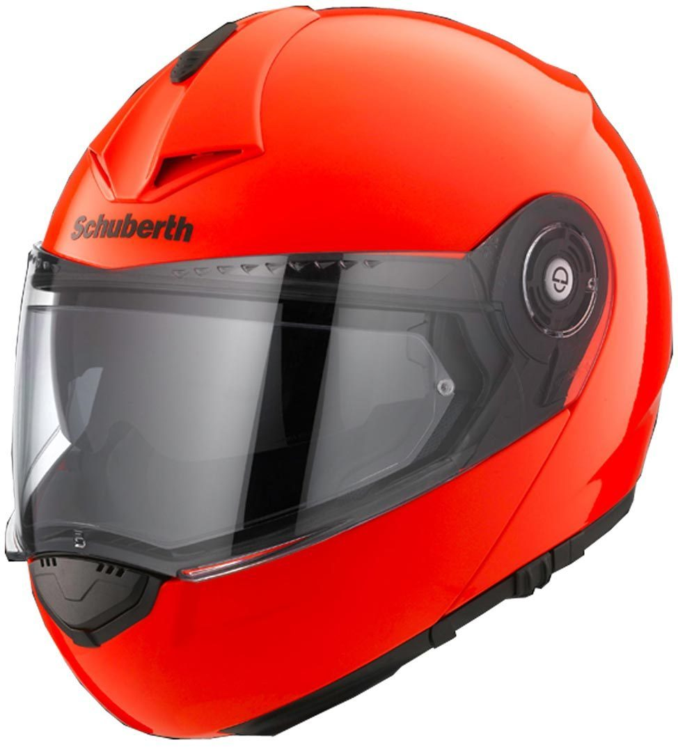schuberth c3 pro fluo orange g nstig kaufen fc moto. Black Bedroom Furniture Sets. Home Design Ideas