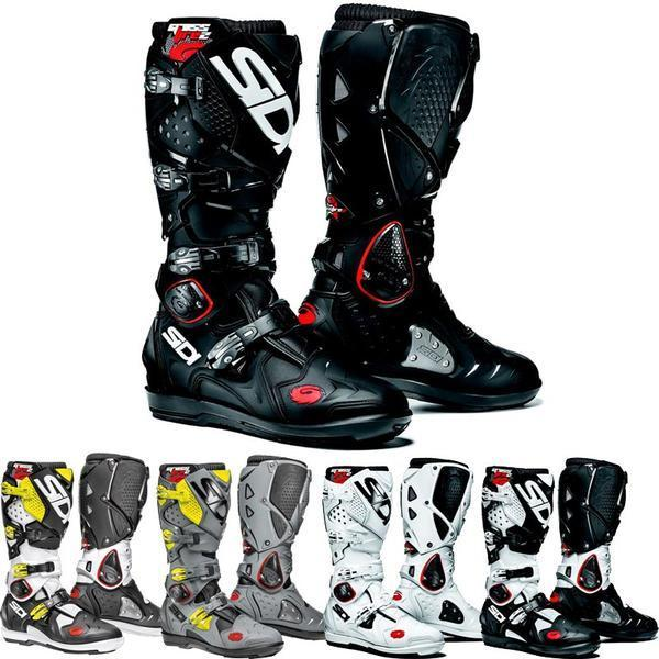 sidi crossfire 2 srs motocross stiefel ebay. Black Bedroom Furniture Sets. Home Design Ideas