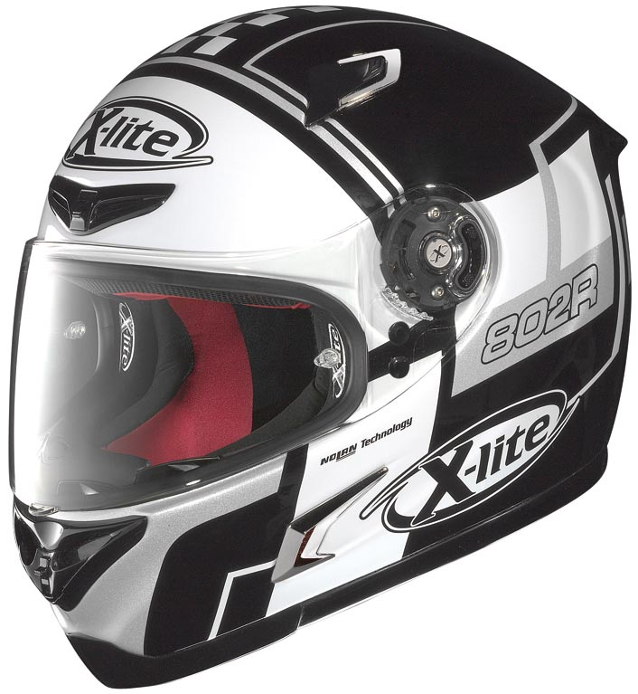 x lite x 802 r rush helm motorradhelm ebay. Black Bedroom Furniture Sets. Home Design Ideas