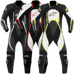 Alpinestars Orbiter One Piece Leather Suit Yksiosainen puku