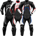 Alpinestars Orbiter Two Piece Leather Suit Dva kus koženého obleku
