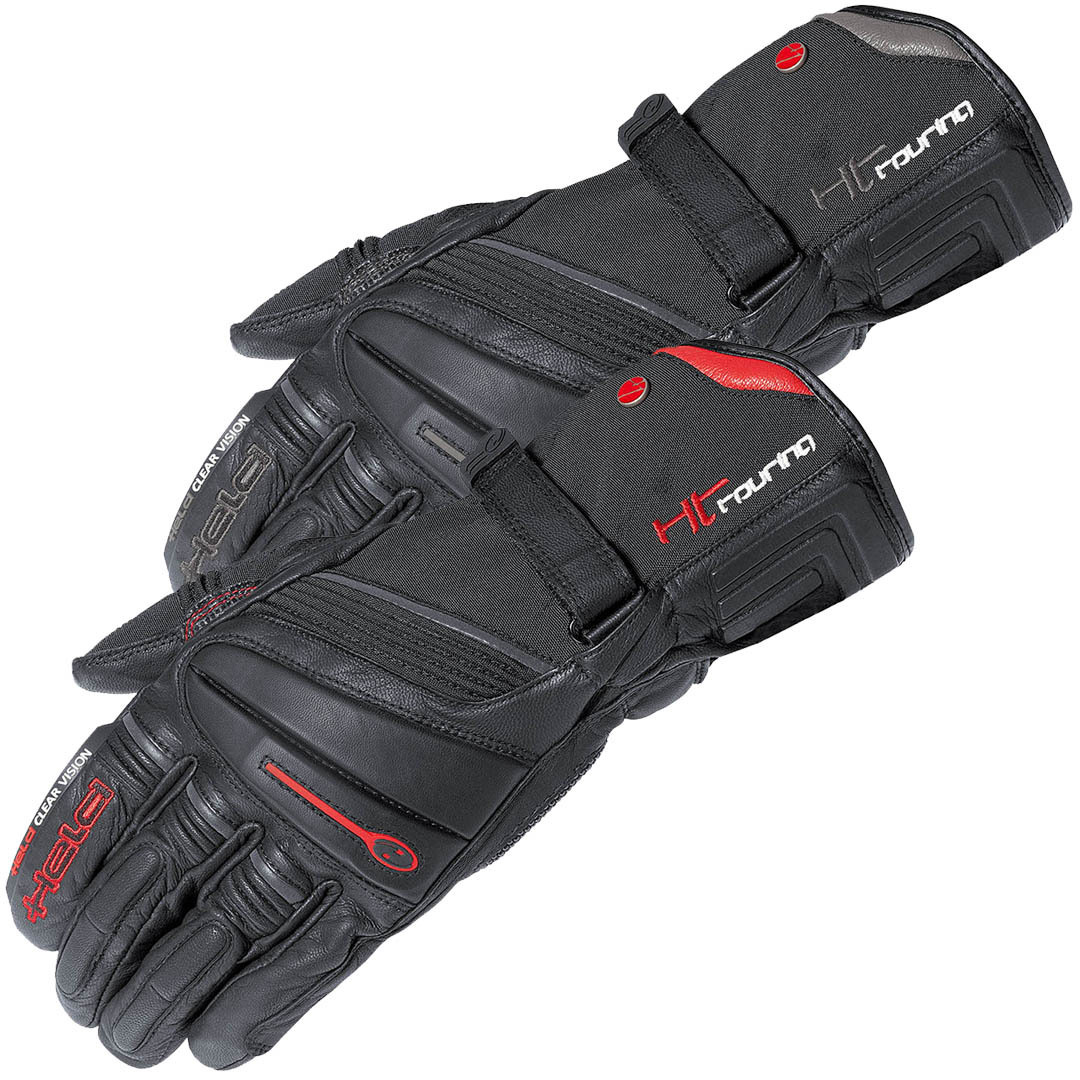 Xtrafit motorcycle gloves - Held Wave Gore Tex X Trafit Motorcycle Gloves