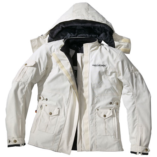 Germot Virginia Lady Jacke Beige 40