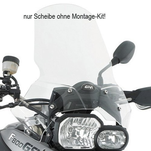 GIVI 333DT Windschild Transparent - Mit ABE