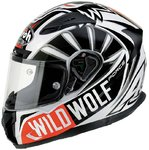 Airoh T600 Wild Wolf Kask
