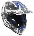 AGV AX-8 Evo Cool Crosshelm
