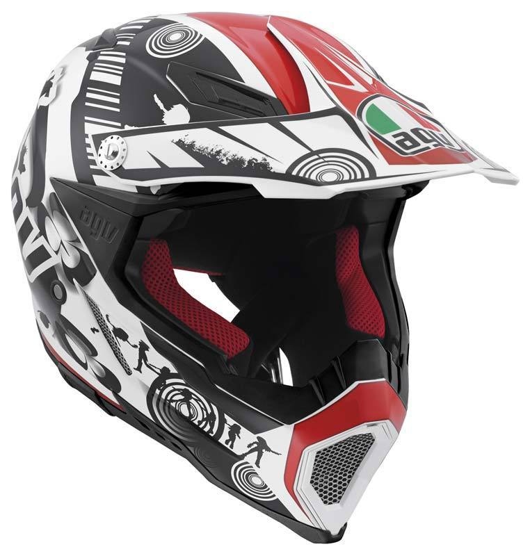 agv ax 8 evo cool cross helmet buy cheap fc moto. Black Bedroom Furniture Sets. Home Design Ideas