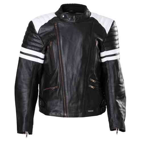 Modeka Leather Jacket Rock