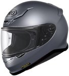 Shoei NXR Casco Perla Gris