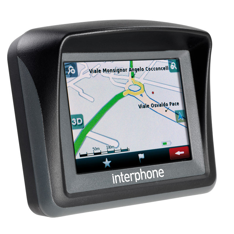 Interphone GPS Bike Europe