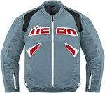 Icon Sanctuary Leather/Textile Jacket