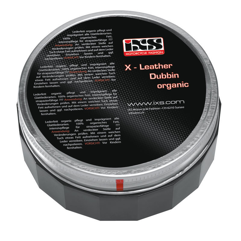 IXS Leather Grease Natural