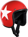 Bandit Jet Star Red Casco Jet